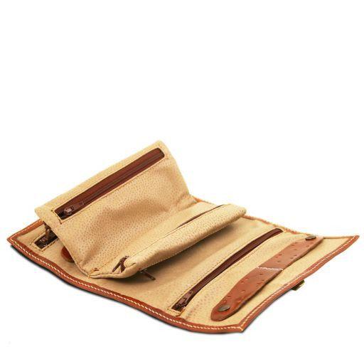 Esclusivo portagioie in pelle Testa di Moro TL141621