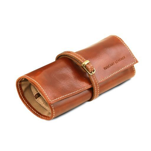 Exclusive leather jewellery case Красный TL141621