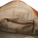 Magellano Set da viaggio in pelle Marrone invecchiato TL141258