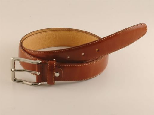 Esclusiva cintura in pelle Miele TL140563