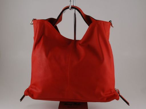 Aurora Lady leather bag Красный TL140633