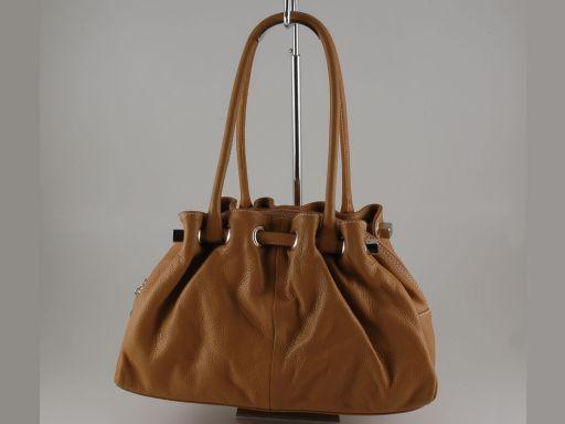 Raffaella Bolso de señora en piel Cognac TL140636