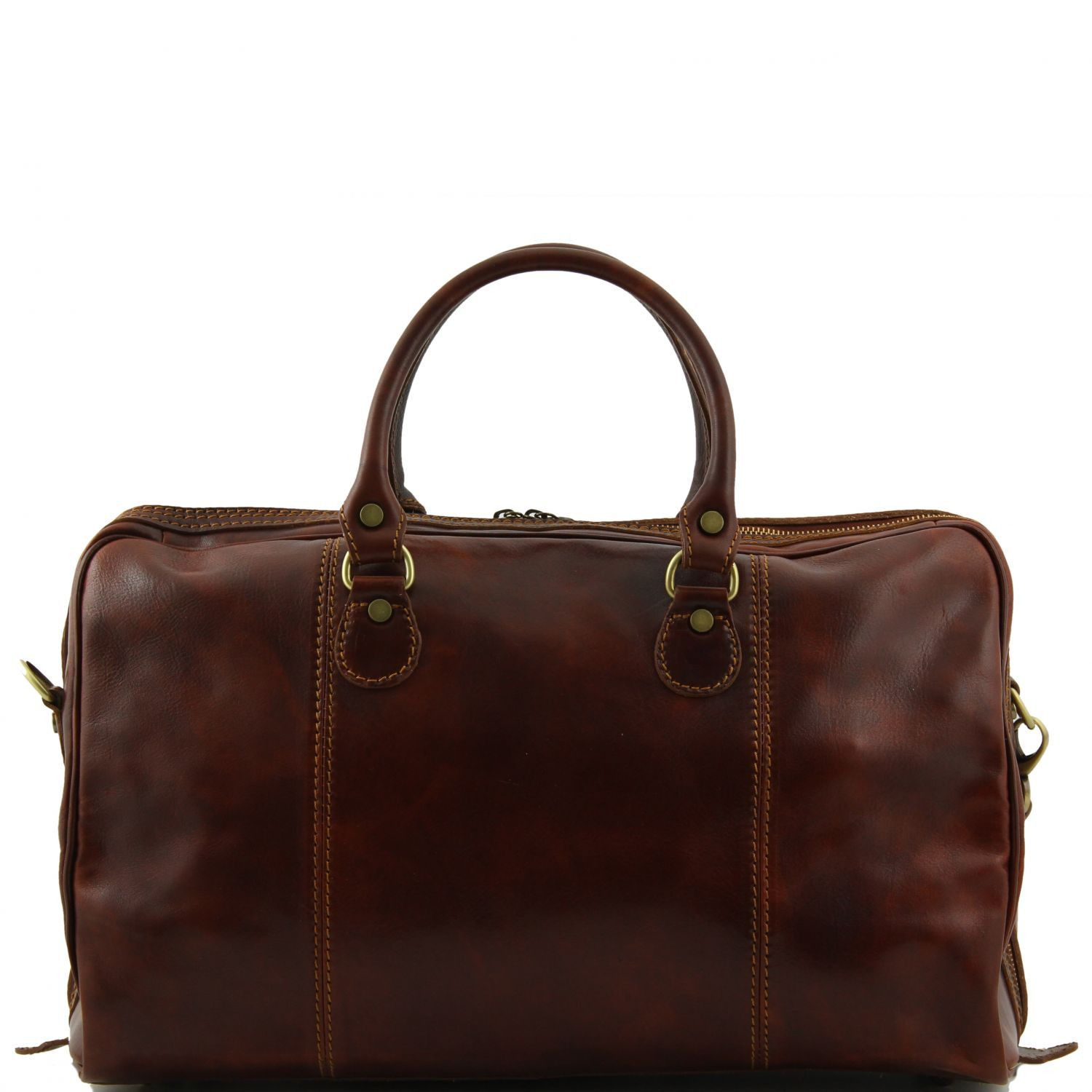 Tuscany Leather Paris Sac de voyage en cuir Miel zJ2L2dm