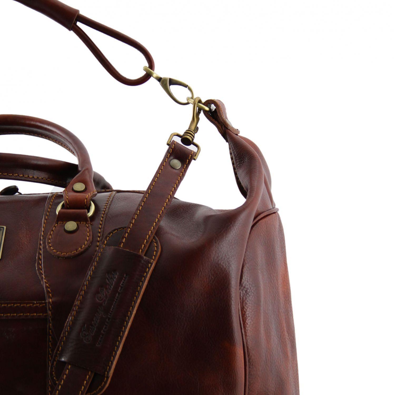 Tuscany Leather - Amsterdam - Sac de voyage en cuir Marron - TL1049/1 OtC677tTpM