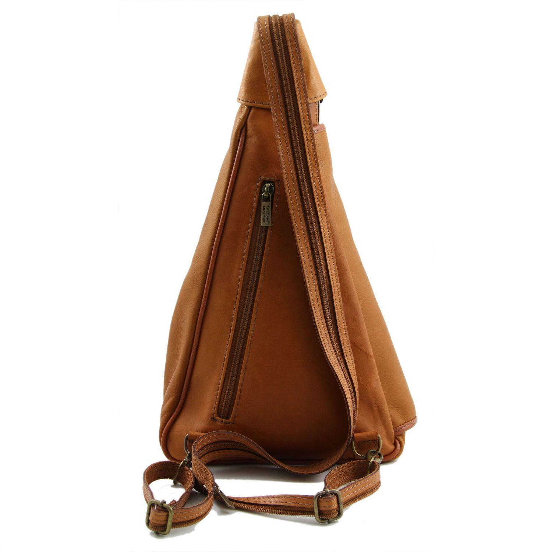 Tuscany Leather - Hanoi - Sac À Dos En Cuir - Bleu g2J7KgOU