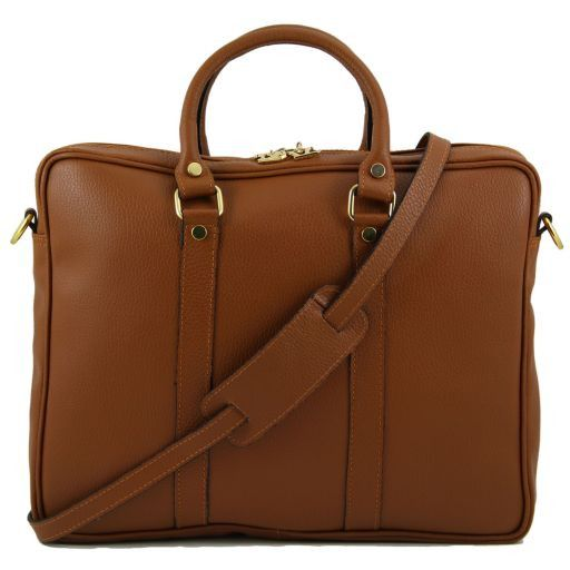 TL Bag Borsa executive in pelle Arancio TL141077