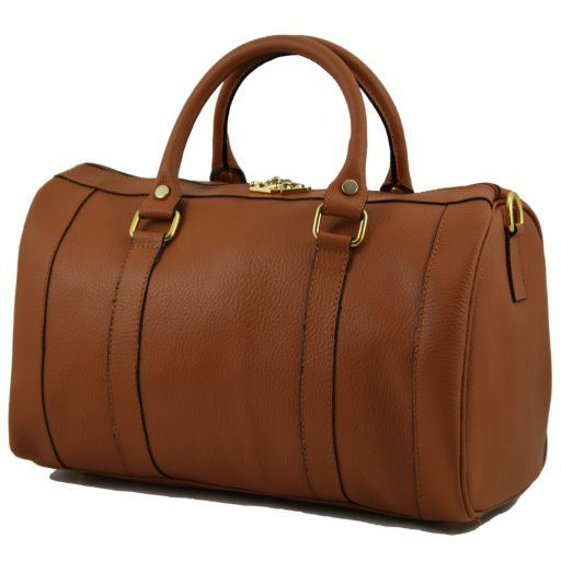 TL Bag Bauletto medio in pelle Testa di Moro TL141079