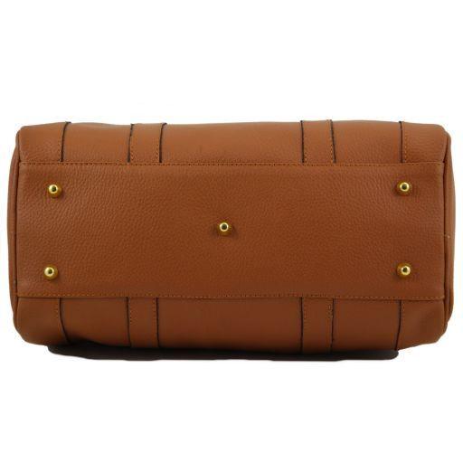 TL Bag Bauletto medio in pelle Rosso TL141079
