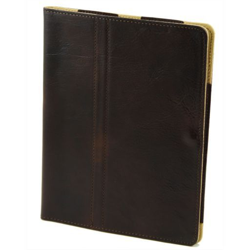 Leather iPad case Honig TL141112