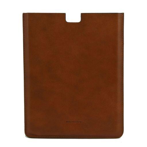 Esclusivo porta iPad in pelle Nero TL141129
