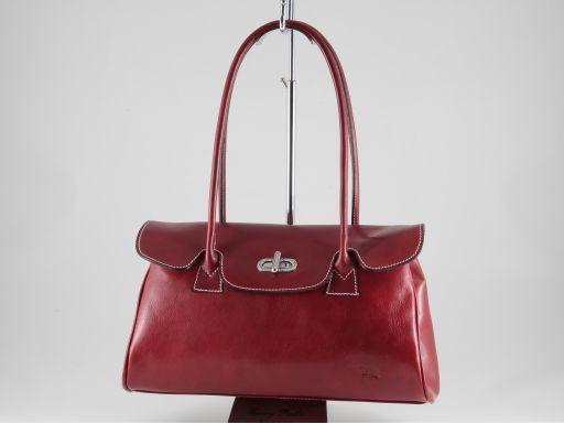 Rosita Borsa in pelle da donna Rosso TL140848