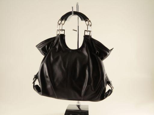 Veronica Lady nappa leather bag Черный TL140884