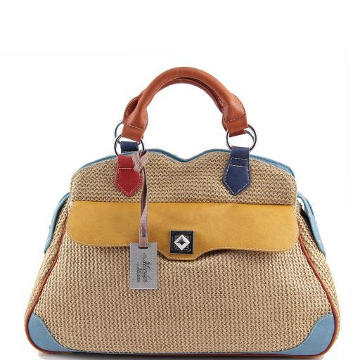 Borsa bauletto Marilyn Monroe Beige MM972