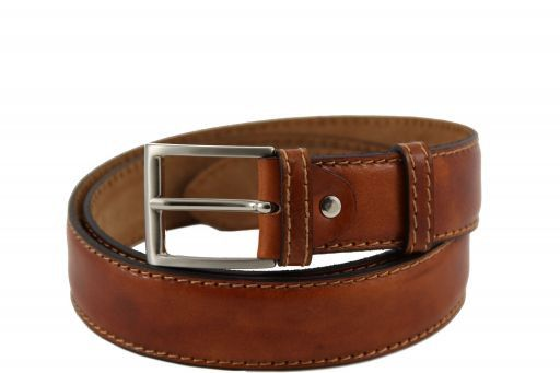 Cintura in pelle Miele TL140993