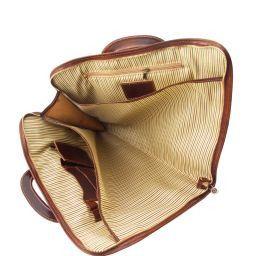 Sorrento Кожаный портфель для документов Коричневый TL141022