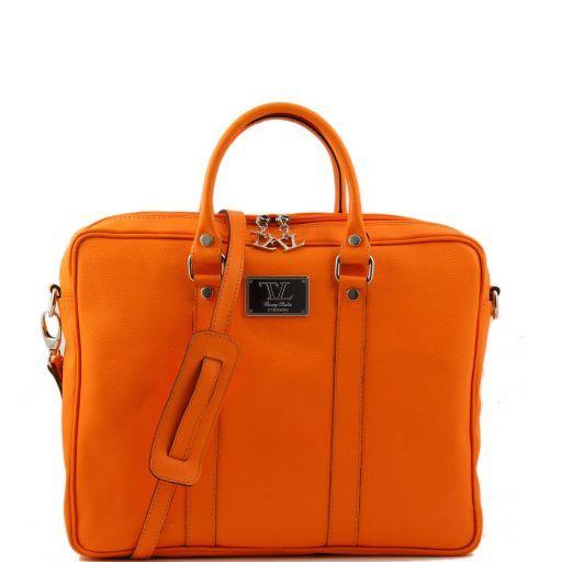 TL Bag Borsa executive in pelle Arancio TL141077