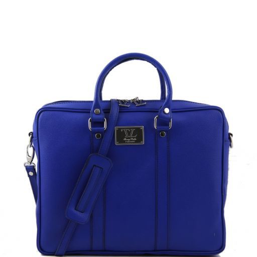TL Bag Borsa executive in pelle Blu TL141077