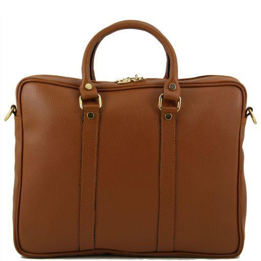 TL Bag Borsa executive in pelle Cognac TL141077
