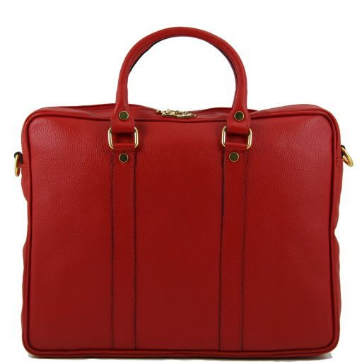 TL Bag Borsa executive in pelle Rosso TL141077