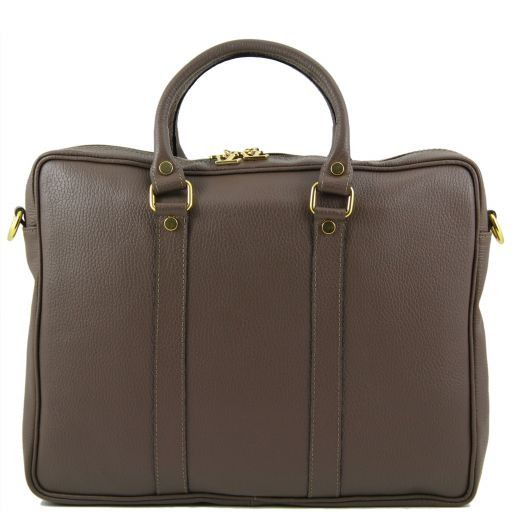 TL Bag Borsa executive in pelle Talpa scuro TL141077