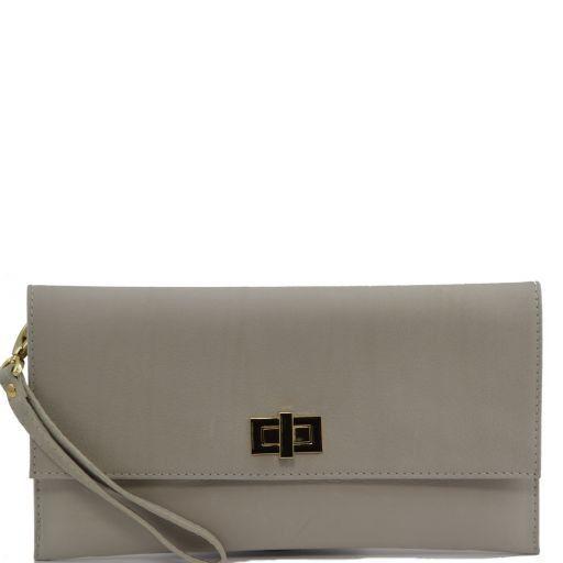 TL Bag Leather clutch Бежевый TL141109