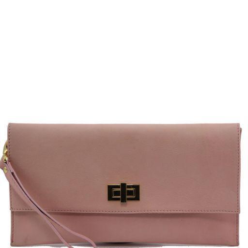 TL Bag Pochette in pelle Rosa TL141109