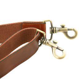 Регулируемый кожаный ремень на плечо для портфелей Мед TL141611
