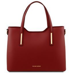 Olimpia Leather tote Красный TL141412