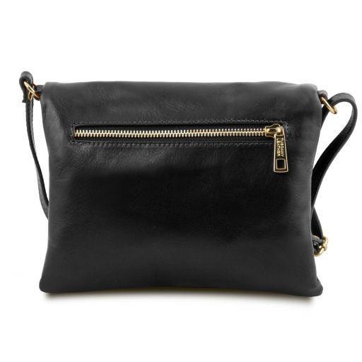 TL Young Bag Bolso con bandolera y borla Negro TL141153