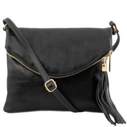 TL Young bag Shoulder bag with tassel detail Black TL141153