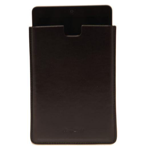 Porta iPad Mini in pelle Nero TL141141