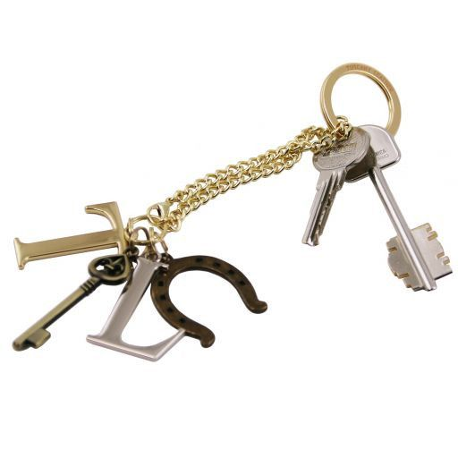 TL KeyLuck Exclusive keychain charm Colourless TL141322