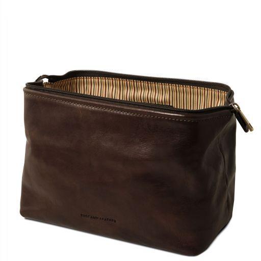 Smarty Beauty case in pelle - Misura piccola Testa di Moro TL141220