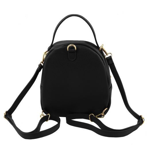 TL Bag Leather backpack for women Черный TL141743