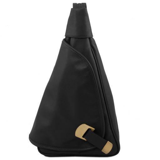 Hanoi Рюкзак из мягкой кожи Черный TL140966