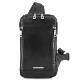 Martin Leather crossover bag Black TL141536