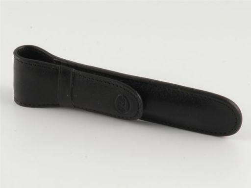 Portapenne in pelle Nero TL140253