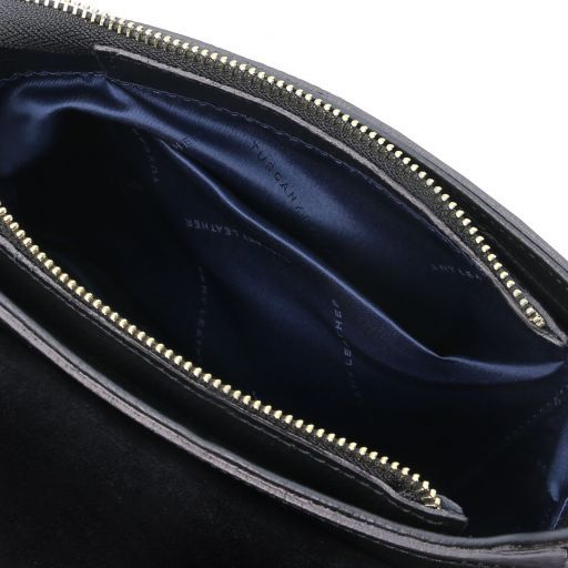 TL Bag Leather handbag Black TL141941