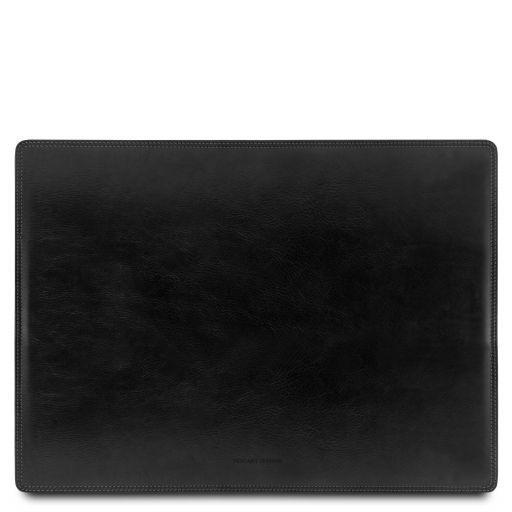 Sous-mains en cuir Noir TL141892