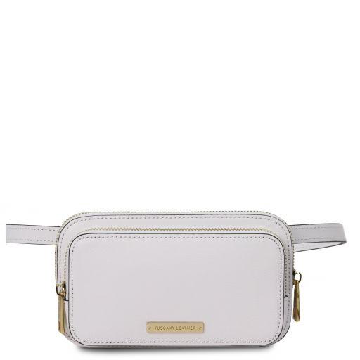 TL Bag Leather fanny pack Белый TL141999