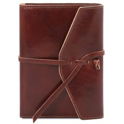 Leather journal / notebook Brown TL142027