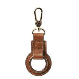 Porte clé en cuir Naturel TL141923