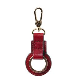 Leather key holder Red TL141923