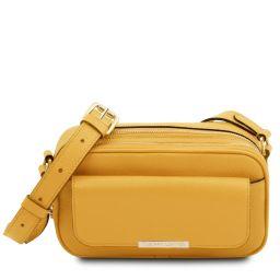 TL Bag Bolso cámara en piel Amarillo TL142084