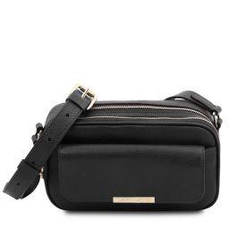 TL Bag Camera bag in pelle Nero TL142084