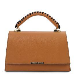 TL Bag Sac à main en cuir Cognac TL142111
