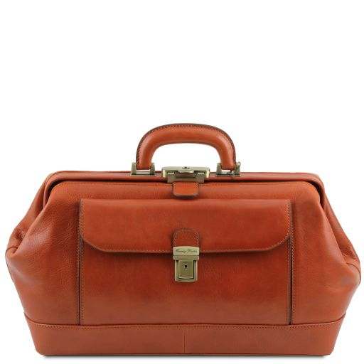 Bernini Exclusive leather doctor bag Мед TL142089