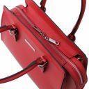 TL Bag Leather handbag Lipstick Red TL142147