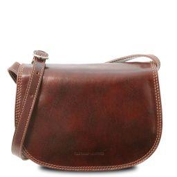 Isabella Женская кожаная сумка Коричневый TL9031