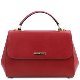 TL Bag Leather handbag - Large size Красный TL142077